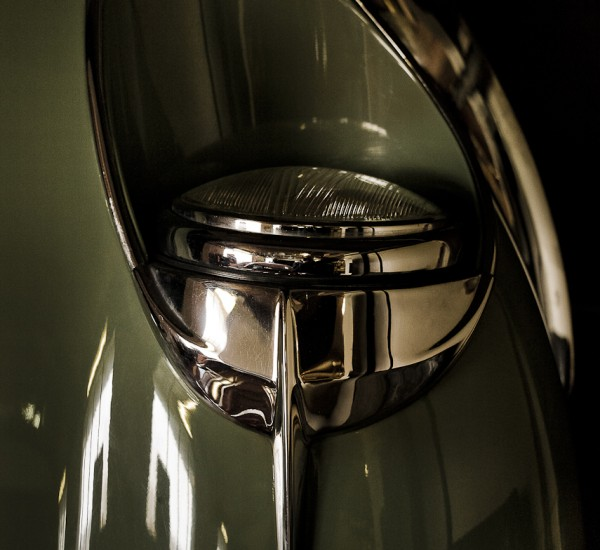 Jaguar Type E / Restauration Voiture