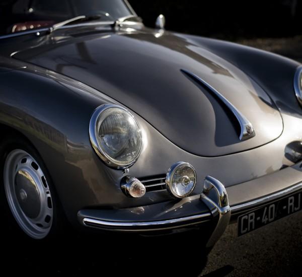 Porsche BT6 super 90 de 1963 / Restauration Voiture
