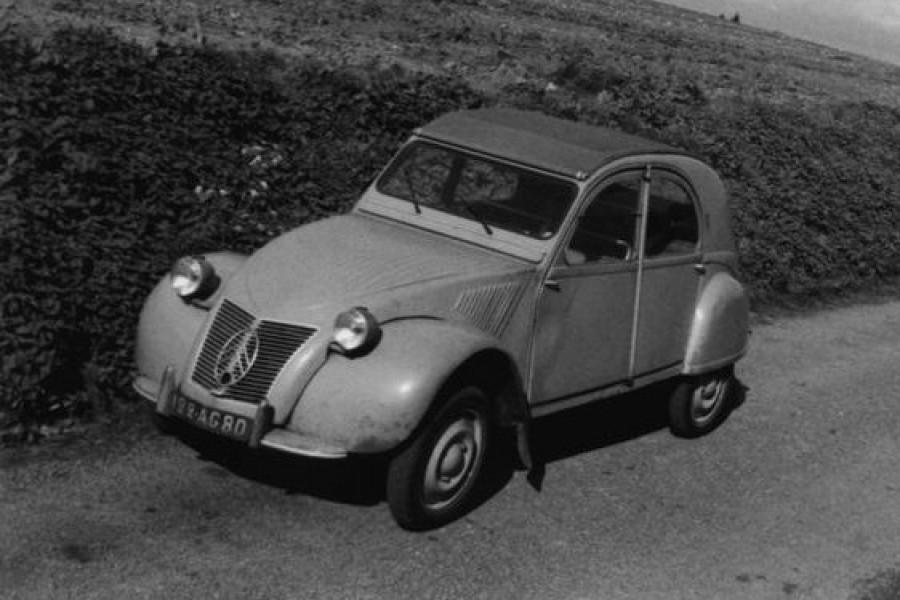 2cv de 1951