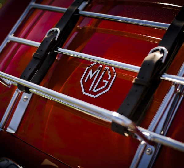 MG A 1600 / Restauration Voiture