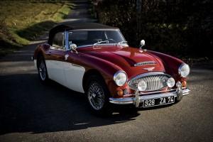 Austin Healey 3000-john-classic-restauration-voiture-ancienne-classique-collection