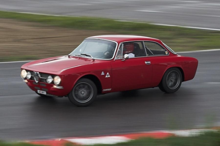 Alfa Coupé Bertone